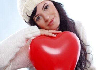 heart lady